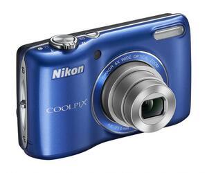 Цифровая камера Nikon L26 Blue