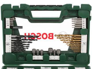 Набор сверл и насадок-бит Bosch V-Line 2607017195