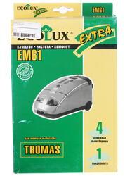 Мешок-пылесборник EcoLux ЕМ-61 Extra
