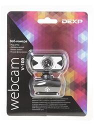 Веб-камера Dexp V-100