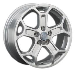 Автомобильный диск литой Replay FD21 7,5x17 5/108 ET 55 DIA 63,3 Sil
