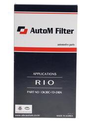 Фильтр воздушный AutoM AAK-249