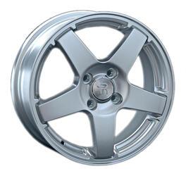 Автомобильный диск литой Replay GL6 6x15 4/100 ET 39 DIA 54,1 Sil