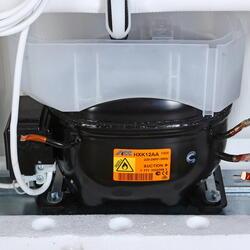 Холодильник с морозильником Zanussi ZBB928465S