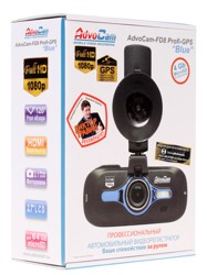 Видеорегистратор AdvoCam FD8 Profi-GPS