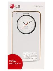 Чехол-книжка  LG для смартфона LG D855 G3
