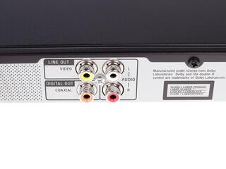 Видеоплеер DVD Sony DVP-SR320B