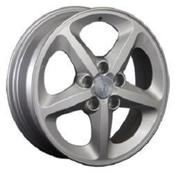Автомобильный диск литой Replay HND14 6,5x17 5/114,3 ET 46 DIA 67,1 Sil