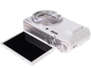 Компактная камера Panasonic Lumix DMC-TZ57 белый