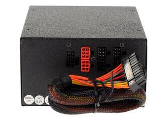 БП ATX DNS FinePower  DCM-800EPS 750W (КПД 80%, EPS2.92V, Cable management. 600 мм провода, APFC, 135мм кулер, кабель питания 1.5м)