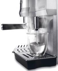 Кофеварка DeLonghi EC 850.M серебристый
