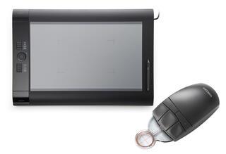 Графический планшет Wacom Intuos 4 XL CAD [PTK-1240-C] USB