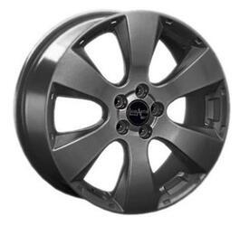 Автомобильный диск Литой LegeArtis SB19 7x17 5/100 ET 48 DIA 56,1 GM