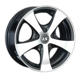 Автомобильный диск Литой LS 324 6,5x15 5/105 ET 39 DIA 56,6 BKF