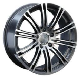 Автомобильный диск литой Replay B91 7,5x17 5/120 ET 34 DIA 72,6 GMF