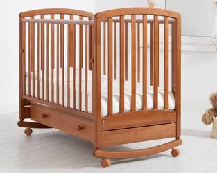 Кроватка классическая Гандылян «Дашенька» К-2001-12