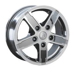 Автомобильный диск Литой LS 128 6,5x15 5/139,7 ET 5 DIA 108,1 SF