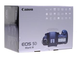 Зеркальная камера Canon EOS 5D Mark III Body черный