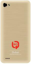 "4.5"" Смартфон BQ BQS-4503 Dubai 4 Гб золотистый"