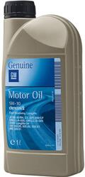 Моторное масло GM Dexos2 5W30 1942000
