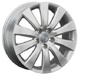 Автомобильный диск литой Replay MZ22 7,5x18 5/114,3 ET 50 DIA 67,1 Sil