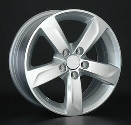 Автомобильный диск литой LegeArtis VW138 6x15 5/100 ET 43 DIA 57,1 Sil