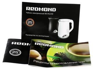Электрочайник Redmond RK-M125D черный