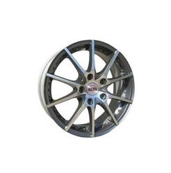 Автомобильный диск Литой Alcasta M08 6,5x16 5/110 ET 37 DIA 65,1 GMF