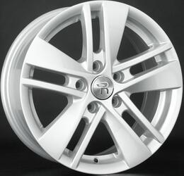 Автомобильный диск литой Replay RN138 6,5x15 5/114,3 ET 43 DIA 66,1 White