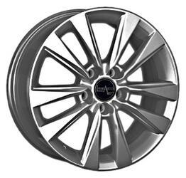 Автомобильный диск Литой LegeArtis TY122 7x17 5/114,3 ET 39 DIA 60,1 Sil