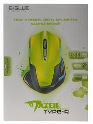 Мышь проводная E-blue Mazer Type-R