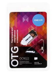 OTG карт-ридер DEXP OCR022