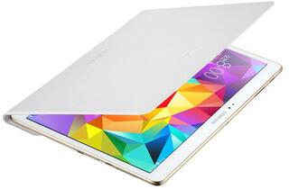 Чехол-книжка для планшета Samsung Galaxy Tab S белый