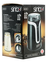 Кофемолка Sinbo SCM 2927 черный