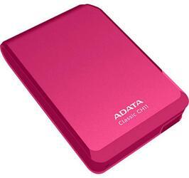 """Внешний HDD A-Data 500GB [ACH11-500GU3-CPK] 2.5"""" USB 3.0 Pink"""