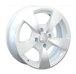 Автомобильный диск Литой LS NG213 6x14 4/100 ET 40 DIA 73,1 White