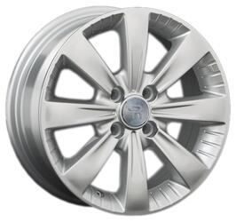 Автомобильный диск литой Replay GN73 5,5x14 4/100 ET 39 DIA 56,6 Sil