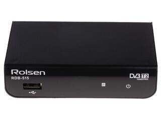 Приставка для цифрового ТВ Rolsen RDB-515