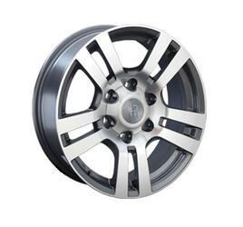 Автомобильный диск Литой Replay TY61 7,5x18 6/139,7 ET 25 DIA 106,1 GMF