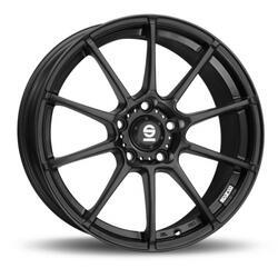 Автомобильный диск Литой SPARCO Assetto Gara 7,5x18 4/108 ET 25 DIA 73,1 Matt Black