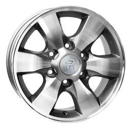 Автомобильный диск литой Replay TY63 7x16 6/112 ET 33 DIA 57,1 Sil