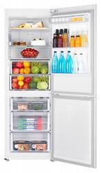 Холодильник с морозильником Samsung RB29FERMDWW белый