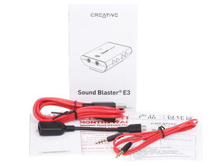 Усилитель для наушников Creative Sound Blaster E3