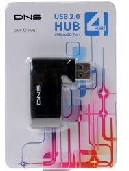 USB-разветвитель DNS ATH-V01