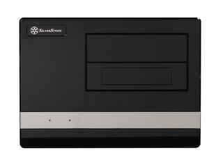Корпус SilverStone Sugo SG02-F [SST-SG02B-F] черный
