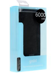 Портативный аккумулятор Gmini mPower Pro Series MPB601 черный