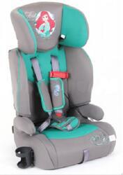 Детское автокресло LIDER KIDS DISNEY S-110 Ариэль серый
