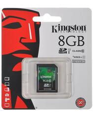 Карта памяти Kingston SD10V/8GB SDHC 8 Гб