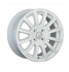 Автомобильный диск Литой LS 312 6,5x15 5/112 ET 45 DIA 57,1 White