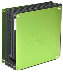Корпус InWin H-Frame mini зеленый